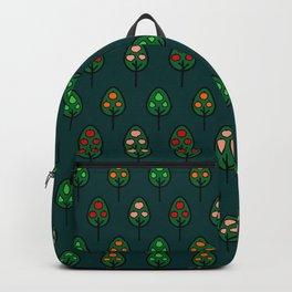 Minimalist Little Fruit Trees Backpack