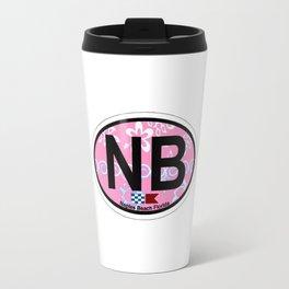 Naples Beach - Florida. Travel Mug