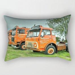 Way to Go  Rectangular Pillow