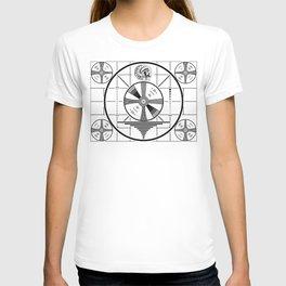 Indian-Head Test Pattern T-shirt