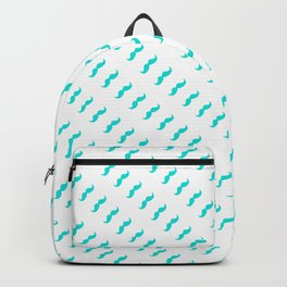 Mustache Mania Backpack