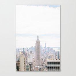 New York 5 Canvas Print