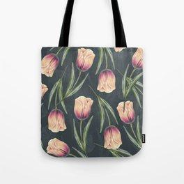 Tulipa Pattern 1.3 Tote Bag