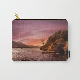 Even Song Carry-All Pouch