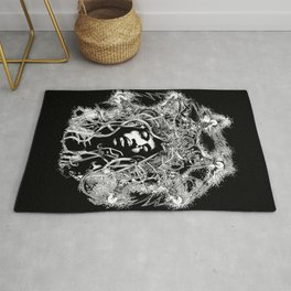 Obey the Riff  Mark Day Rug