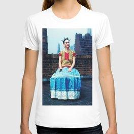 FRIDA IN NEW YORK T-shirt