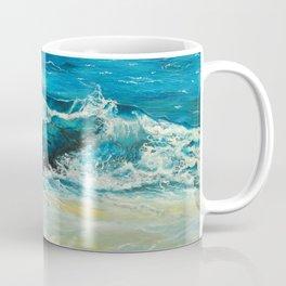 Turquoise waters Coffee Mug