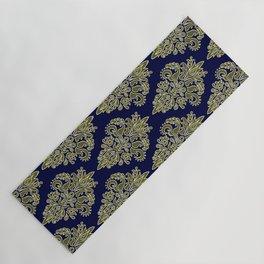 Ornate Vintage Pattern Yoga Mat