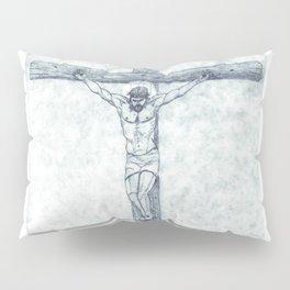 I preach Christ & Christ Crucified Pillow Sham