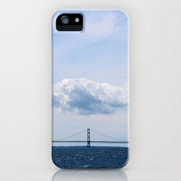 Mackinac Bridge iPhone Case