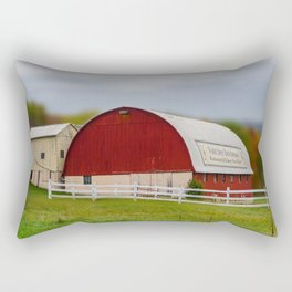 Der Dutchman Rectangular Pillow