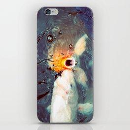 Koi Closeups #1 - Fish Kiss iPhone Skin