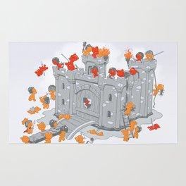 The Siege Rug