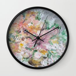 Day To Day Dreams Wall Clock