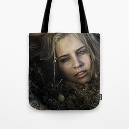 Birthing Gemini Tote Bag