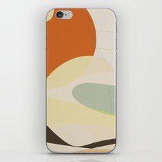 In the evening, Lines 2, iPhone & iPod Skin