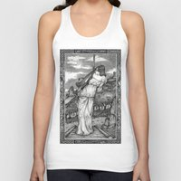 witch Tank Tops featuring Witch by Laura-A