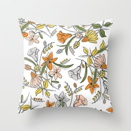 Isabella Throw Pillow