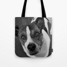 hello doggie Tote Bag