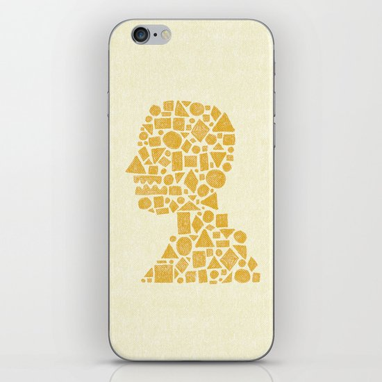 Untitled Silhouette. iPhone & iPod Skin
