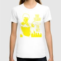 taxi driver T-shirts featuring Taxi driver art by Buby87