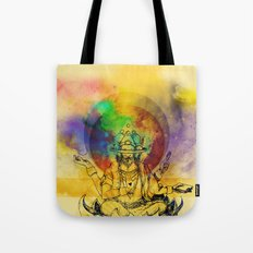 Brahma Tote Bag