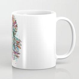 Inked Fantails Coffee Mug