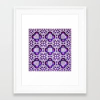 boho Framed Art Prints featuring Boho by Lyle Hatch