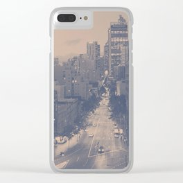 For The Love Of Sydney Clear iPhone Case