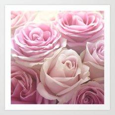You Make Me Blush Art Print