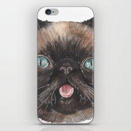 Der the Cat - artist Ellie Hoult iPhone Skin
