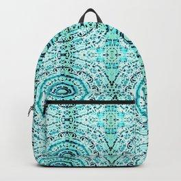 Minty Mandalas Backpack