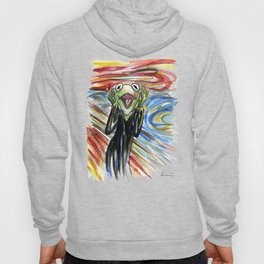 The Frog Shout Hoody