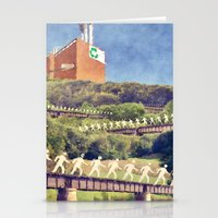 community Stationery Cards featuring Community Recycling by politics