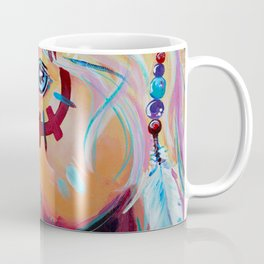 Apache - Native American War Horse Coffee Mug