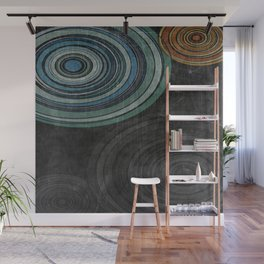 Orbit Wall Mural
