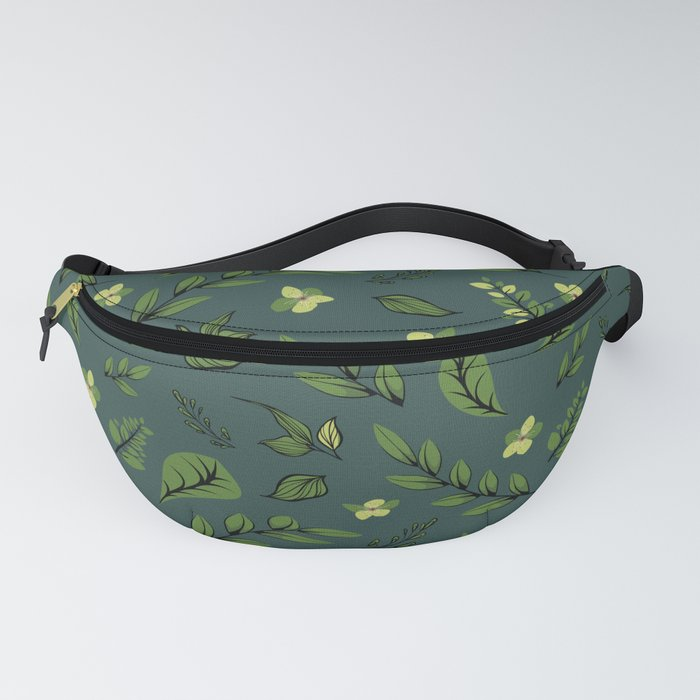 Flower Design Series 8 Fanny Pack