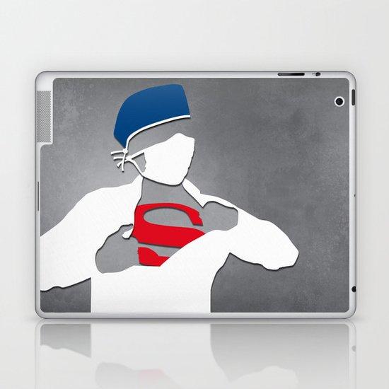 Surgery Laptop & iPad Skin