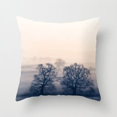Where the trees have no name Throw Pillow