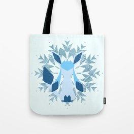 Minimal Glaceon Tote Bag