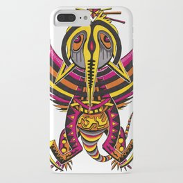 Dragon bird iPhone Case