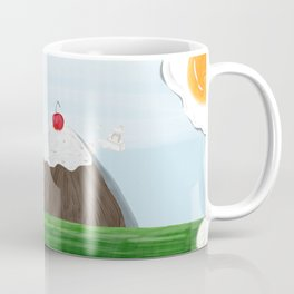Eat Your Heart Out Coffee Mug