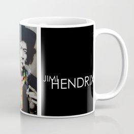 'Jimi Collage' Coffee Mug