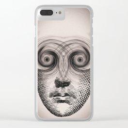 I am Clear iPhone Case