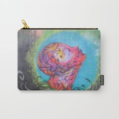 Grafitti Face Carry-All Pouch