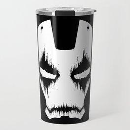 Black Iron Travel Mug