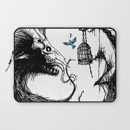 Music Frees Laptop Sleeve