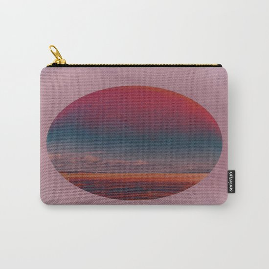 Coloring the Colour in the Sea Carry-All Pouch
