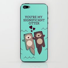 Significant Otter iPhone & iPod Skin
