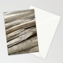 Aged Wood Stationery Cards